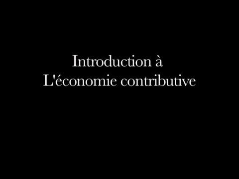 Comprendre l'économie contributive en 9 minutes - YouTube