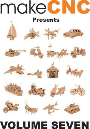 3D Puzzles Volume VII