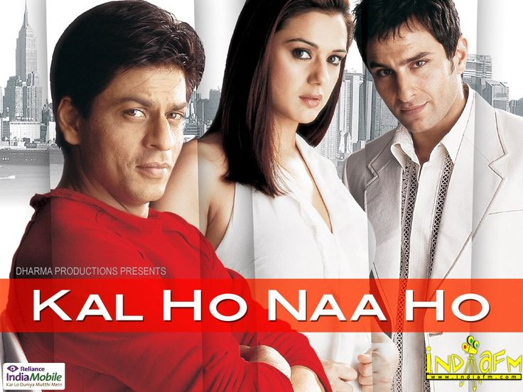 Hd Torrent Full Hindi Movies: Kal Ho Naa Ho (2003) - 720p HD | Hd