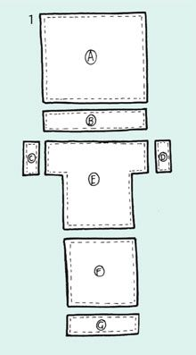 Hacer ¡Una silla o sin sofá extraíble 1