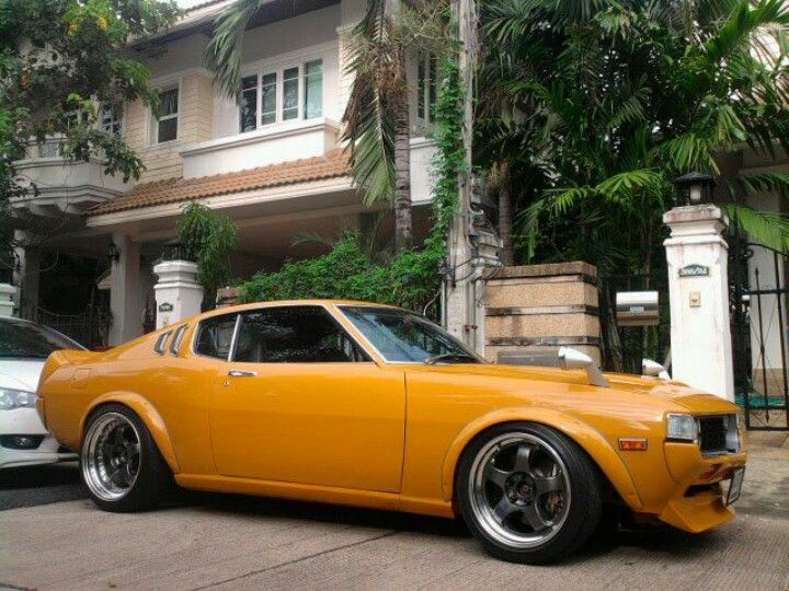 Best Classic Oldschool Jdm Images On Pinterest Japanese Cars