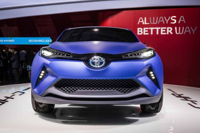 2019 Toyota C Hr Hybrid Will Be Launched In The U S As The Scion C
