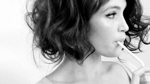 Gemma Arterton photographed for Hunger TV