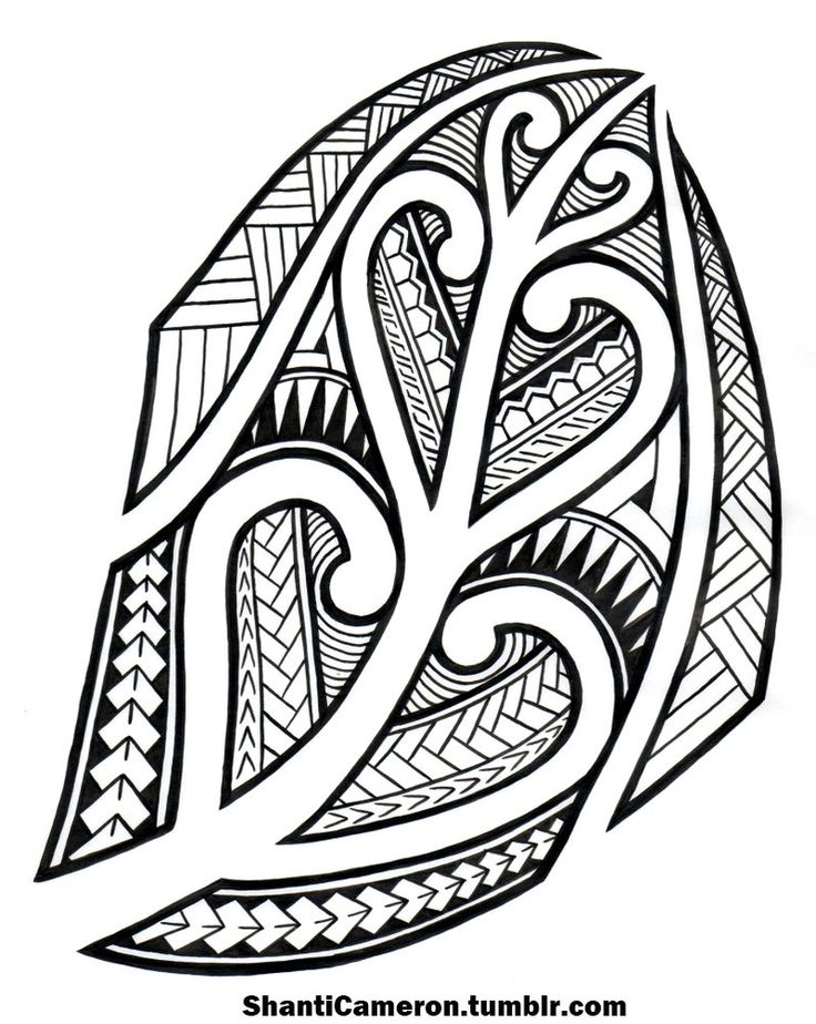 89 best Maori patterns images on Pinterest