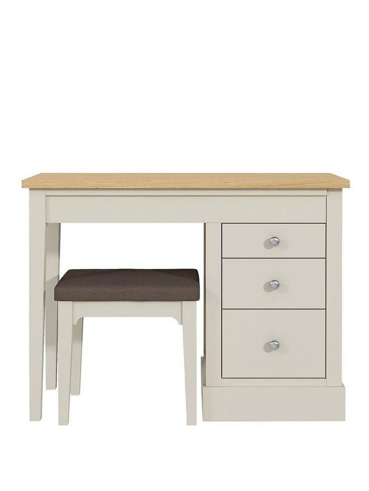 Florence Dressing Table And Stool Set