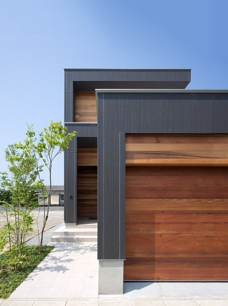 M4-house by Architect Show REVESTIMIENTO TIPO HUNTER DOUGLAS
