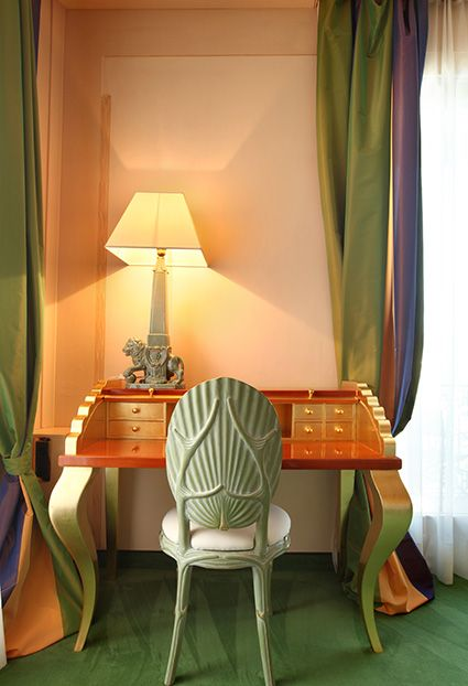 Lampa stołowa - Dekoracje do domu DecoArt24.pl