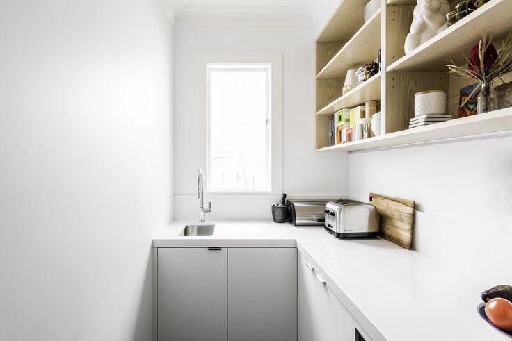 Kew Renovation - Kitchen  Pantry :: Designed by Eat Bathe Live