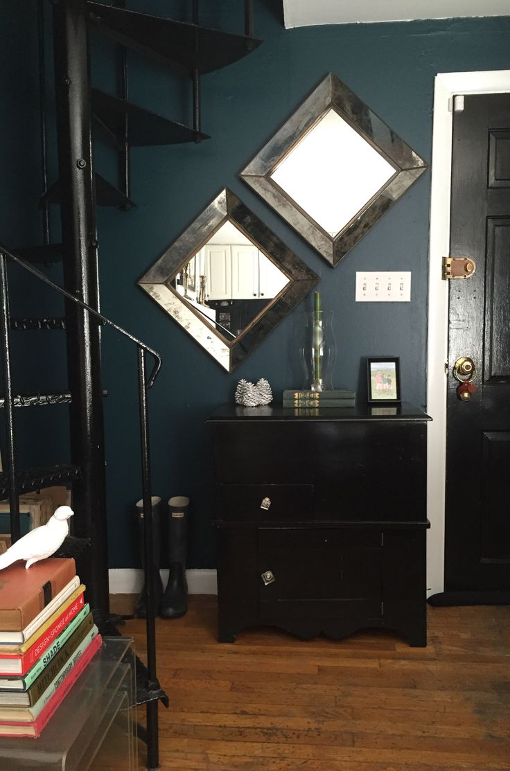Black Office Room Ideas