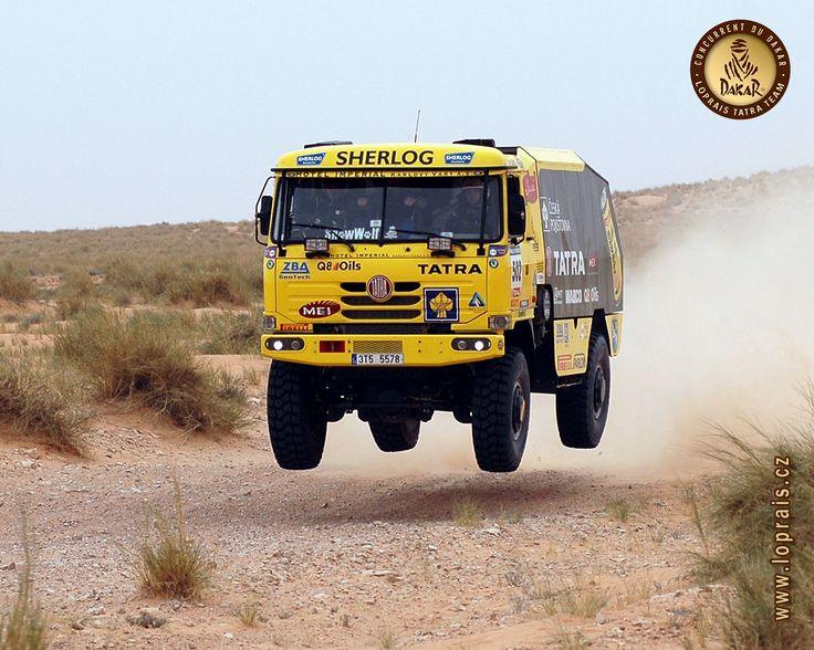 Tatra trucks expected make a comeback