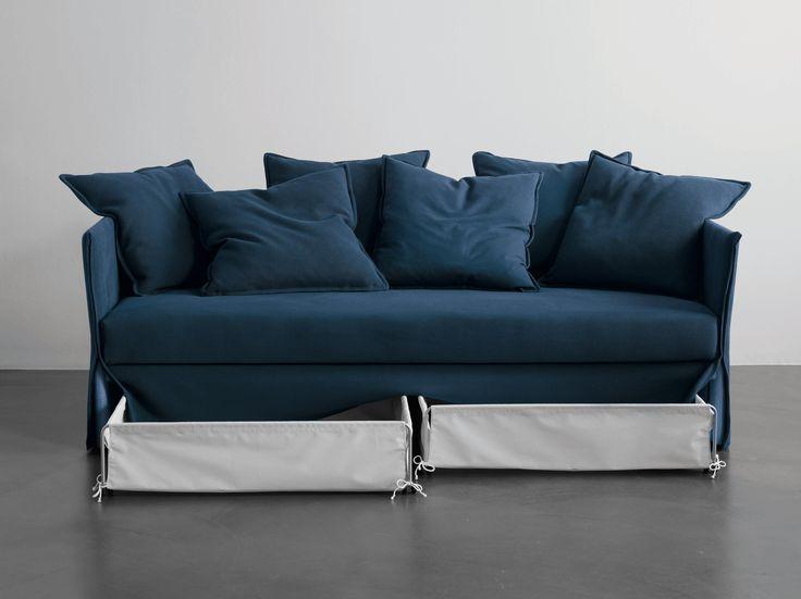 Scarica il catalogo e richiedi prezzi di Fox | divano letto By meridiani, divano letto sfoderabile, Collezione fox