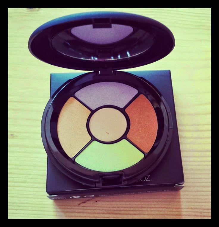 Sabry Make Up: COLOUR CORRECTION CONCEALER WHEEL KIKO REVIEW