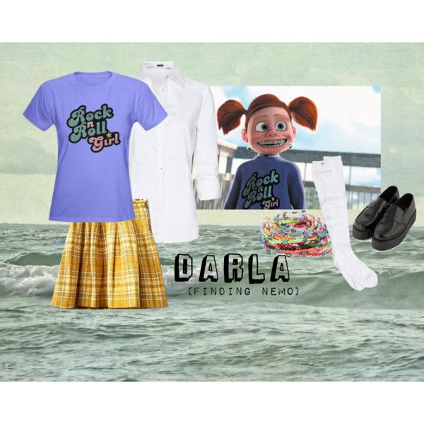darla from finding nemo - Google Search