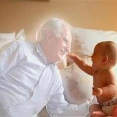 """""""You never know who or what your baby is laughing at.""""Thoughts, Faith, Quote, Kids, Families, Baby Stuff, Heavens, Baby Talk, Guardian Angels"""