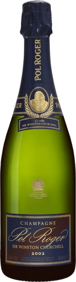 Pol Roger Cuvee Sir Winston Churchill, Champagne, France