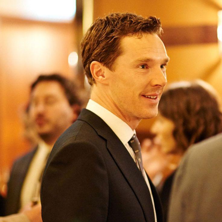 "londonphile: "" @BazaarUK "" Harper's Bazaar celebrates The Imitation Game with Keira Knightley and Benedict Cumberbatch http://uk.bazaar.com/ZnnVg5 "" """