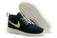 Kengät Nike Roshe Run Miehet ID High 0006