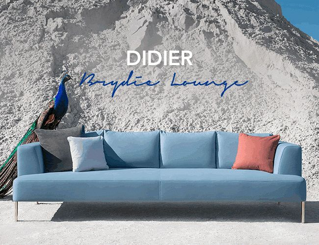 Didier - Brydie Lounge Collection