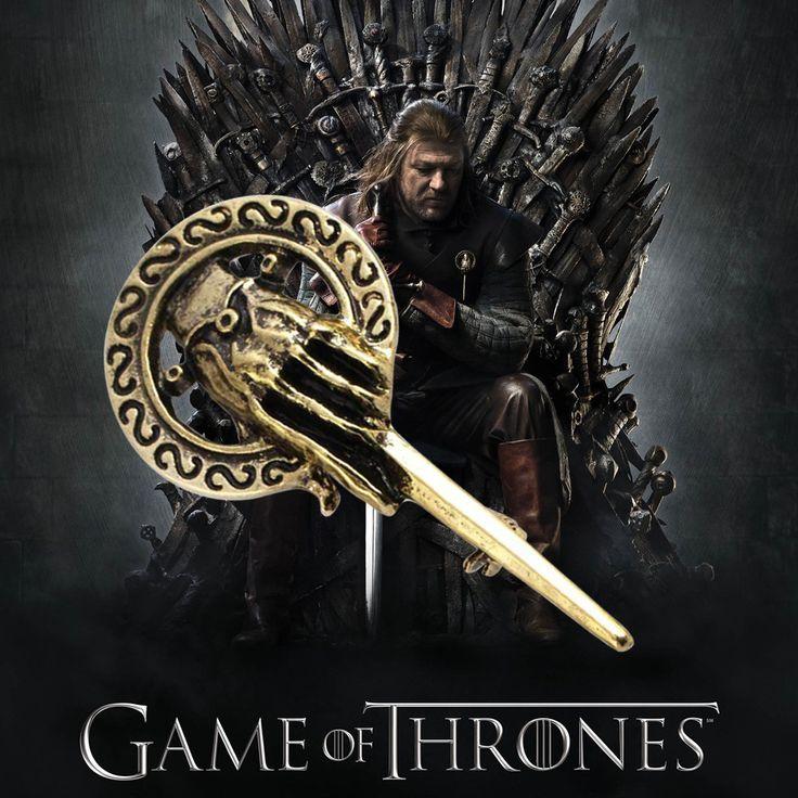 Игра престолов руки царя нагрудным вдохновленный брошь значок