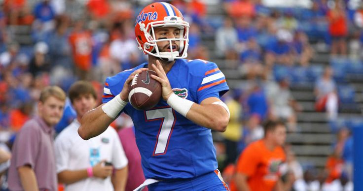 Ex-Florida Gators QB Will Grier ruled eligible for West Virginia 2017 opener