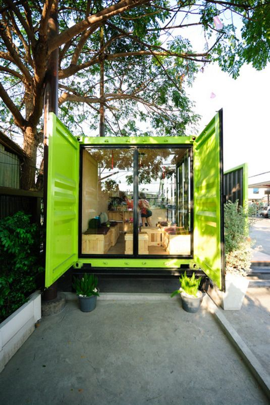 Container Cafe' | Container_Design