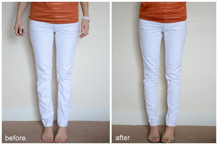 Make Skinny Jeans - Xtellar Jeans