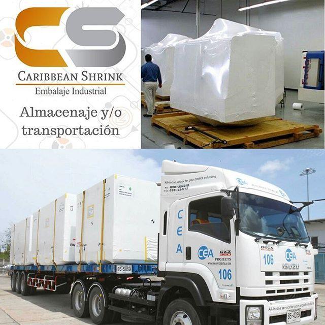 No permitas que tus grandes bienes se dañen al momento de transportar y almacenar, te ofrecemos el mejor servicio de embalaje termoencogible que protege de los daños causados por la intemperie y roces. ¡Contáctanos!   #EmbalajeIndustrial #MaquinariasPesadas #ShrinkWrap #IndustriaAeronáutica #IndustriaNáutica #industriapetrolera #IndustriaDeProducción #Venezuela #AméricaLatina #IslasDelCaribe