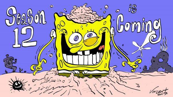 DE TUDO UM POUCO!!: Nickelodeon Anuncia 12ª Temporada de Bob Esponja!