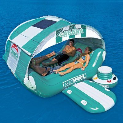As soon as I have an extra $460... how fun would this be in the summer?! FLOAT
