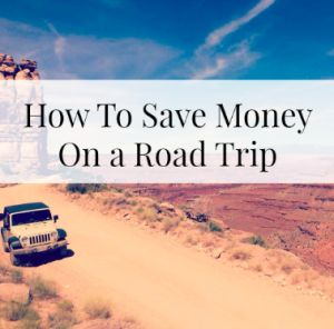 How To Save Money On a Road Trip.  Earlier this month, we packed up our bags and went on a road trip. I posted my road trip recap here.  We spent around $2,000 for two weeks o...
