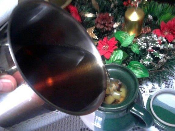 Čaj proti chřipce