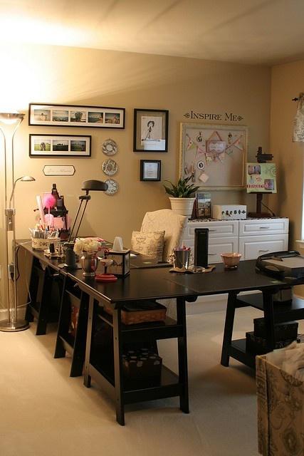 I love this desk idea!