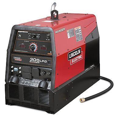 Lincoln Ranger 305 LPG Generator K2937-1