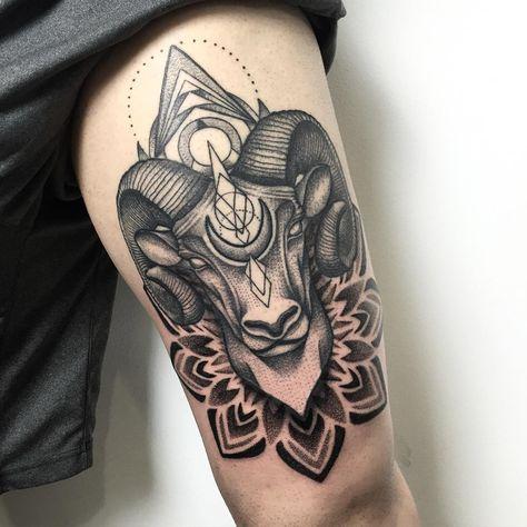 melowperez ram healed mandala fresh new tats pinterest tattoo m nner tattoo ideen und m nner. Black Bedroom Furniture Sets. Home Design Ideas
