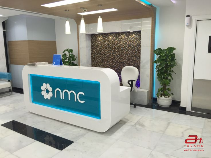 NMC Hospital renovation Project done by Arts Island..