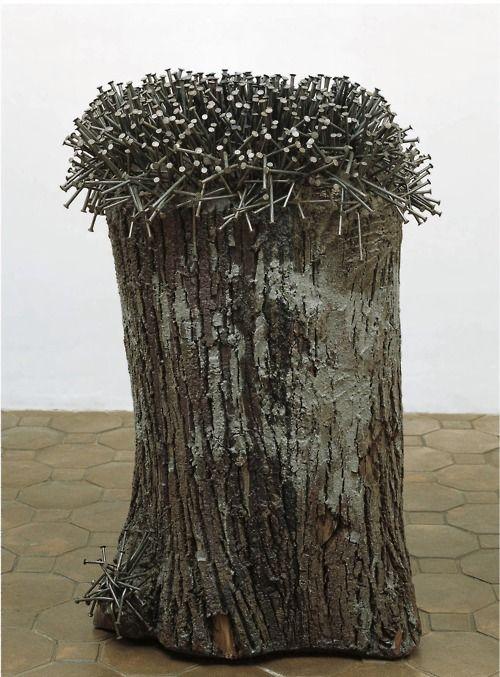 gunther uecker: Art Sculpture, Art Inspiration, Color, Op Artist, Land Art