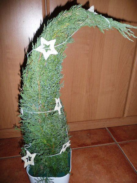 Vánoční dekorace – stromečky
