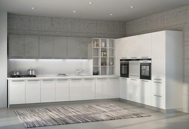 Cocinas lacadas | TG Kitchenambient