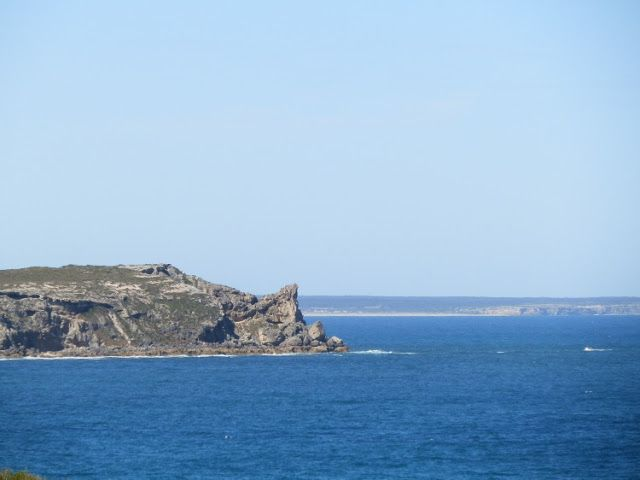 I wonder why they called it Rhino Head ... Innes #National Park, South #Australia