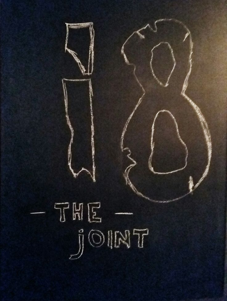 18 The joint