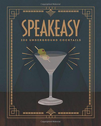 Speakeasy is a Prohibition-style cocktail book with drinks for every taste: from the iconic Sidecar and White Lady, to lesser known concoctions created in smoky, seductive drinking dens. Featuring ove