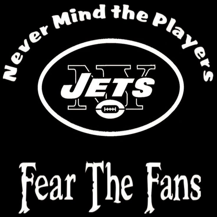 New York Jets Nevermind The Players Fear by screenprintedtshirts, $12.00