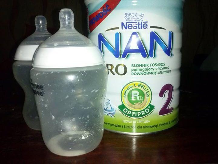 puste butelki mówią same za siebie  #NANPRO2 #L.reuteri #spokojnybrzuszek https://www.facebook.com/photo.php?fbid=1062535423779145&set=o.145945315936&type=3