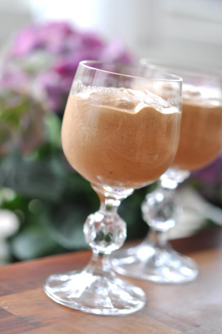Mrs Hardy: Sjokolademousse