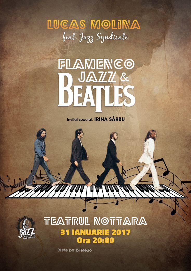 Beatles Flamenco Jazz