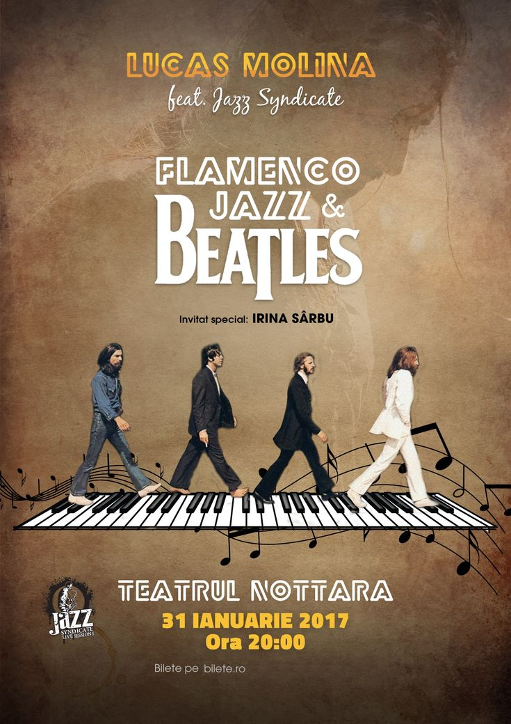 Beatles Flamenco Jazz