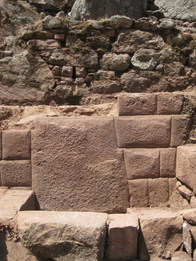 Remarkable thirteen angle stone discovered in peru is yet