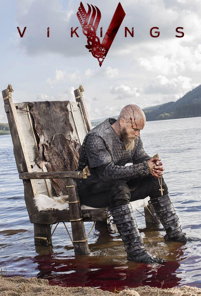 Poster zu Vikings, der History-Channel-Serie über die Wikinger. – Vikings – Alles zur Wikingerserie!