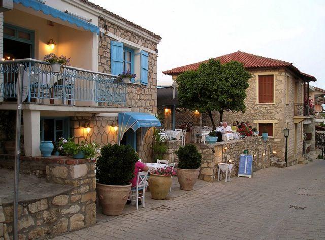 Afitos, Greece
