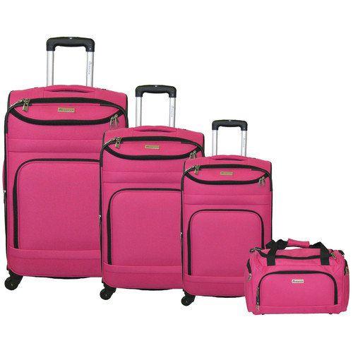 171 best luggage sets images on Pinterest | Luggage sets, Travel ...